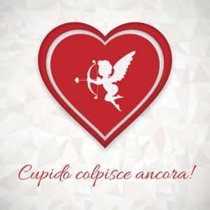 cupido colpisce ancora