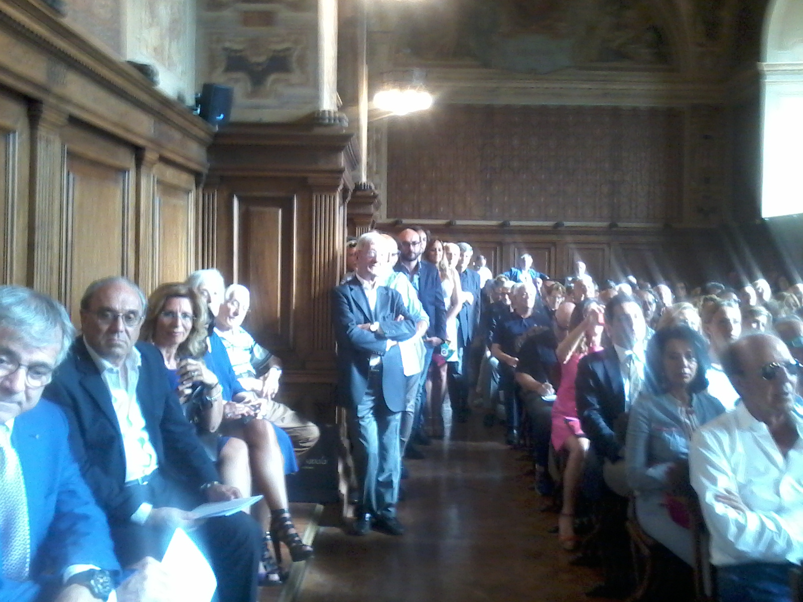 laurea honoris causa enzo magistà