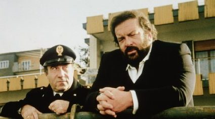Bud Spencer e Enzo Cannavale