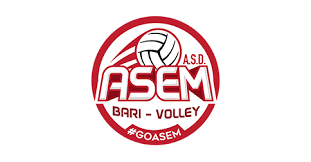 logo asem bari-volley