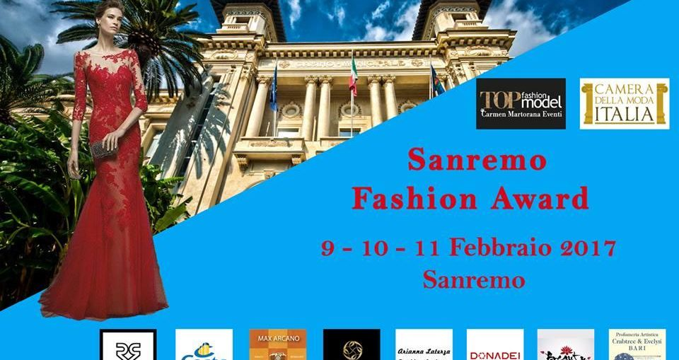 Sanremo Fashion Award