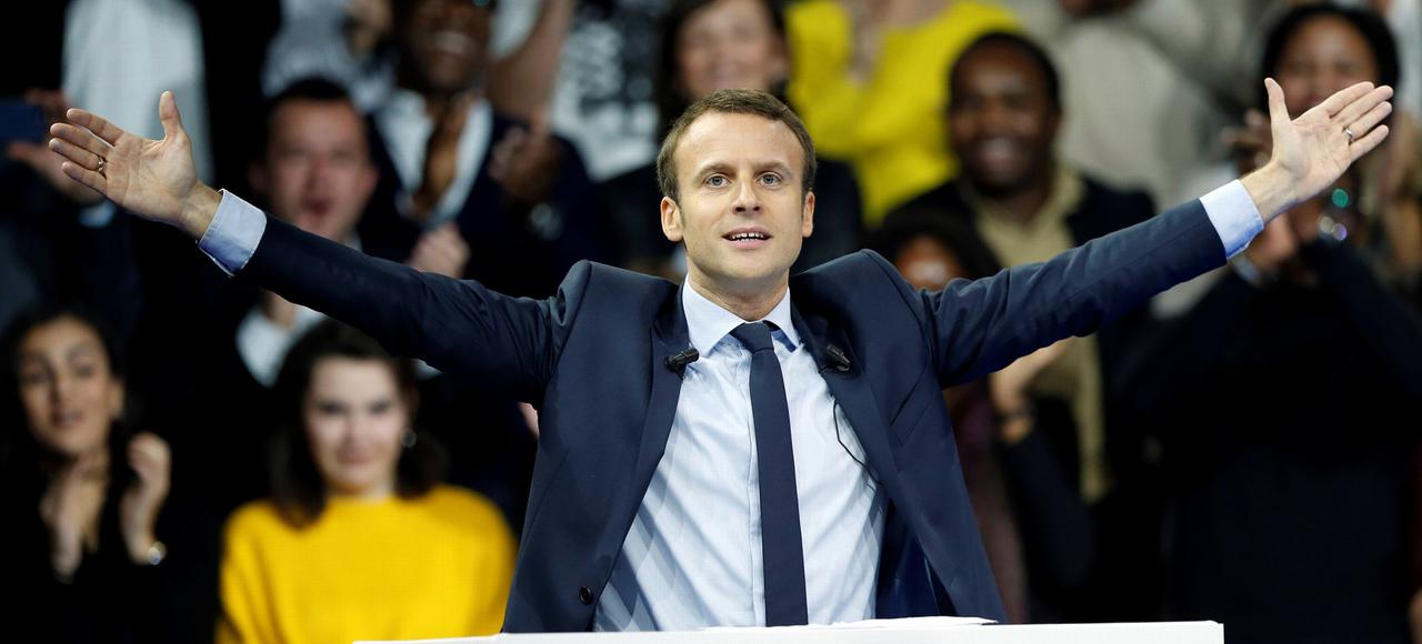 Emmanuel Macron