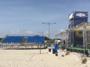 Beach Volley a San Cataldo