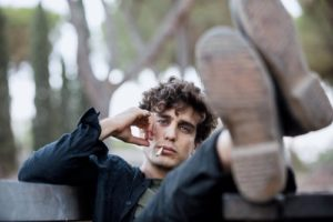 Alessandro Faella come James Dean
