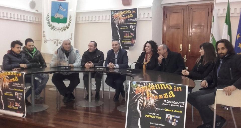 sava 2016- capodanno-ciro-preite-iaia-borsci-steven
