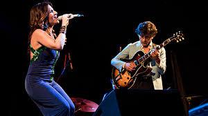 Nicola Conte e Chiara Civiello