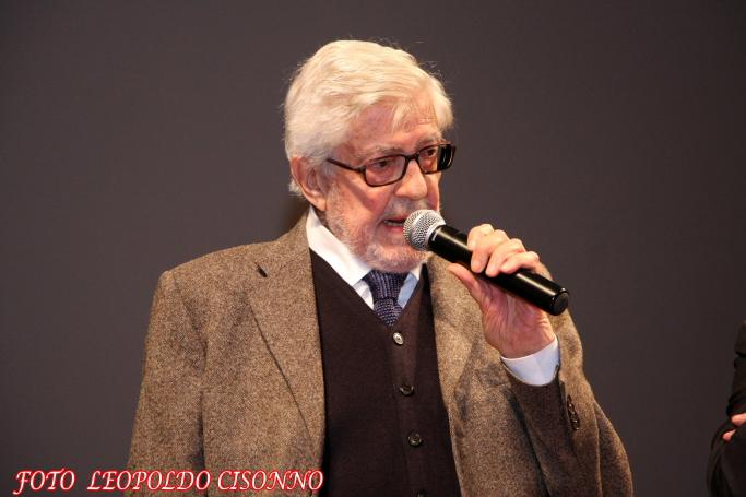 Il presidente Ettore Scola