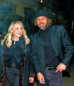 Massimo Ciavarro ed Eleonora Giorgi