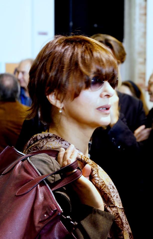 Laura Morante-Teatro Margherita