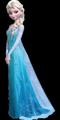 La campagna della cantante idina menzel una principessa