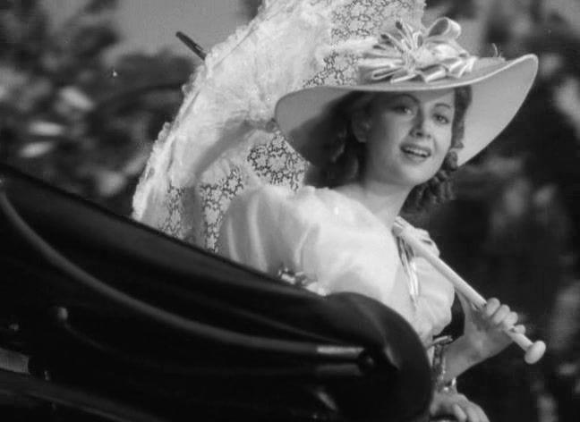 Olivia de Havilland durante il suo successo
