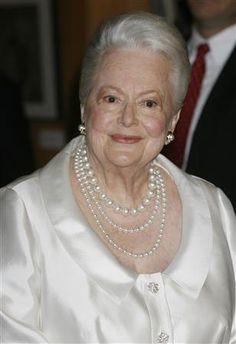 Olivia de Havilland-
