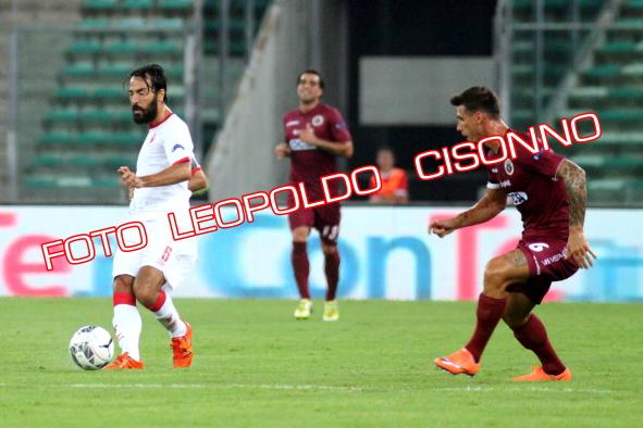 Cassani in azione difensiva I