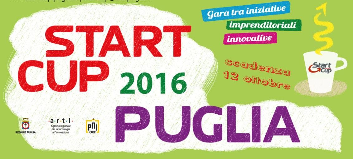 start cup puglia-locandina