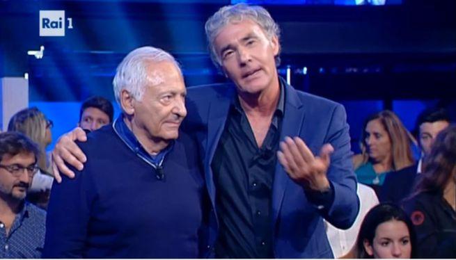 """Giletti-Moglol su RAI1 """"80 annidi Mogol"""""""