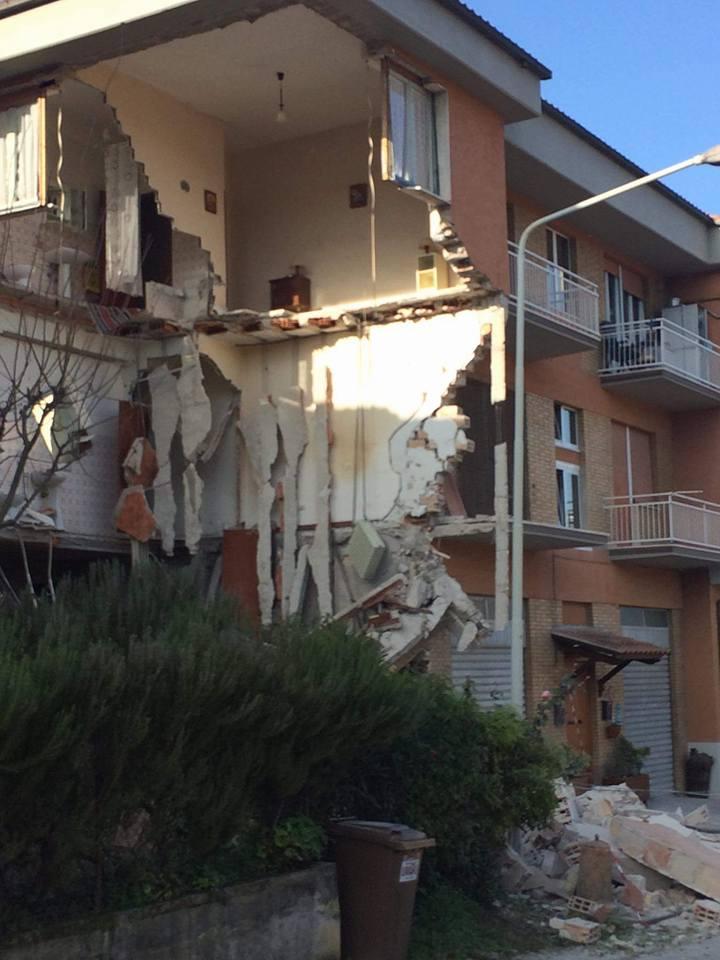sisma 30 ottobre 2016