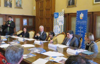 Conferenza stampa tenutasi il 24 c.m.