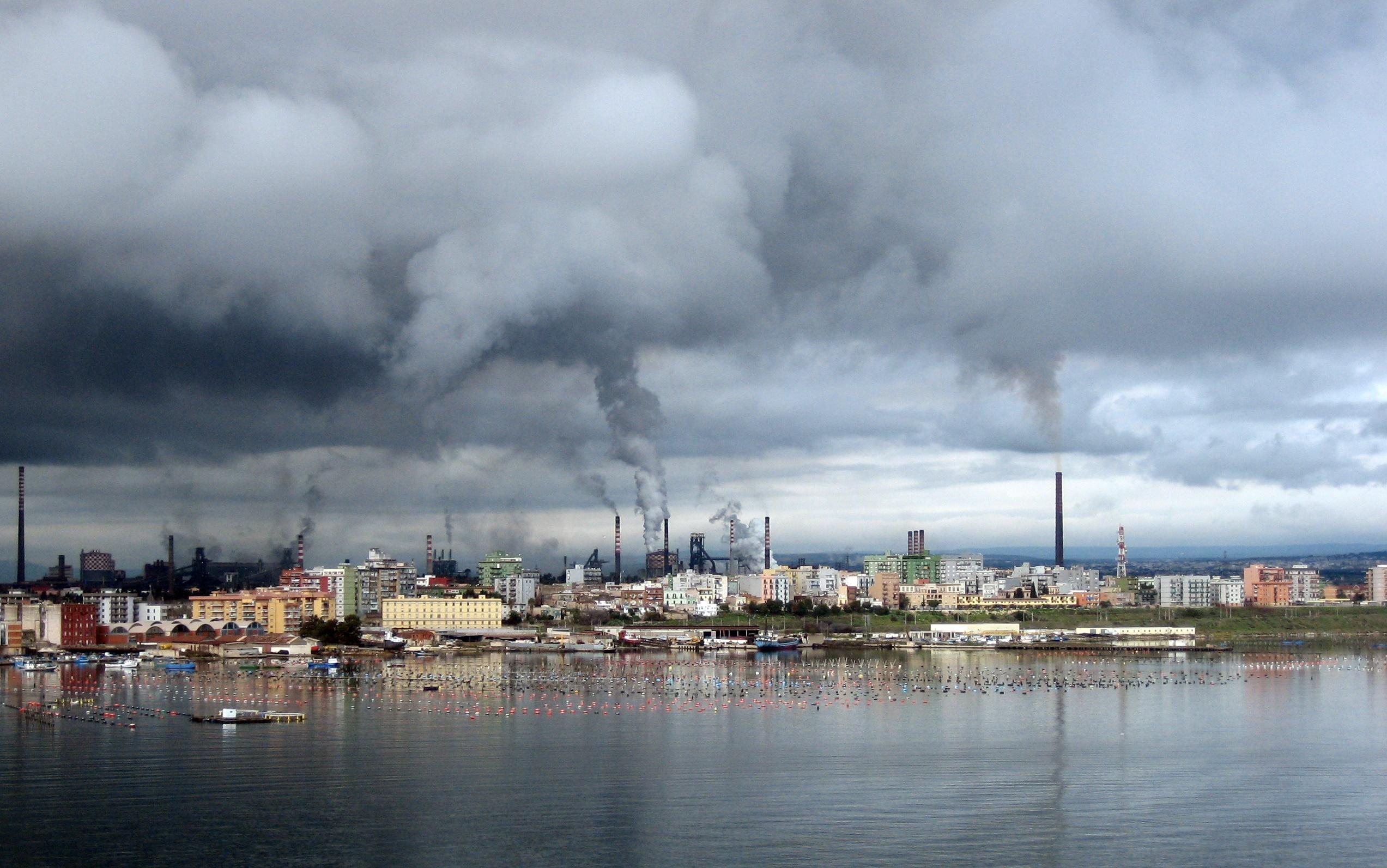ilva,taranto,questione ambientale