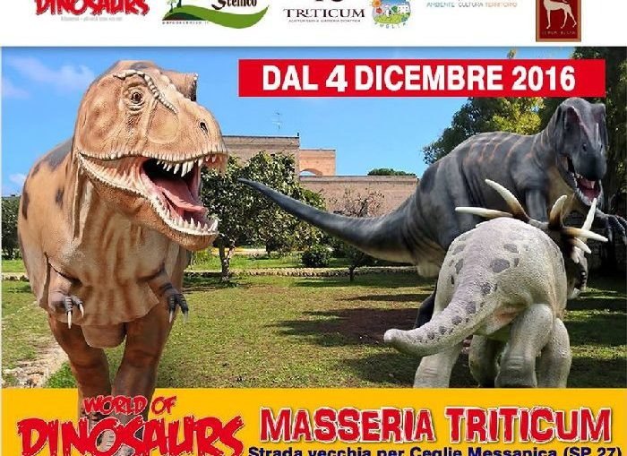"""The World of Dinosaurs"""