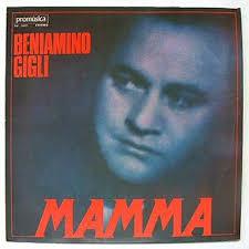 """Il 45 giri del famoso brano """"Mamma"""" di Beniamino Gigli"""