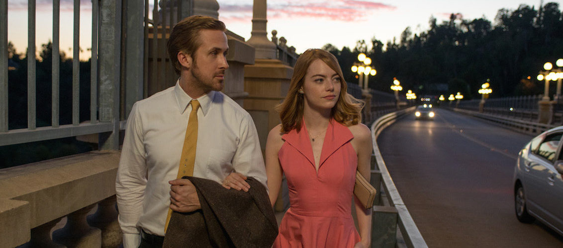 La La Land- film Cinema- Ryan Gosling e Emma stone