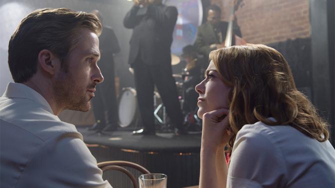 La La Land- film con Ryan Gosling e Emma stone