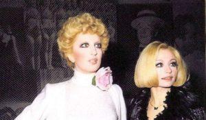 Mina era molto più alta di Raffaella Carrà