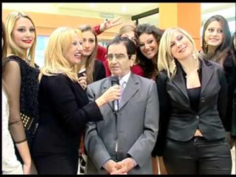 Clelia Conte (direttrice di Gazzetta dal Tacco) Intervista Enzo Zambetta- 8/12/13
