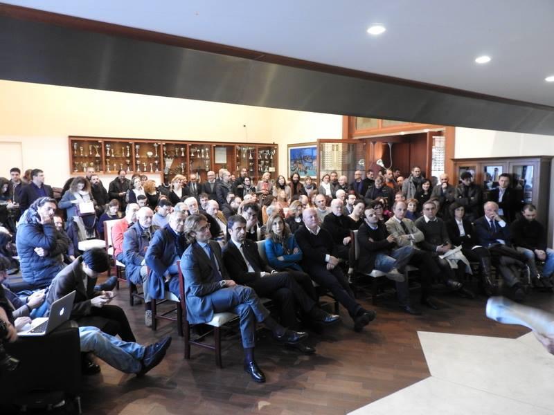 Bif&st-Conferenza stampa 2017 al Circolo Barion