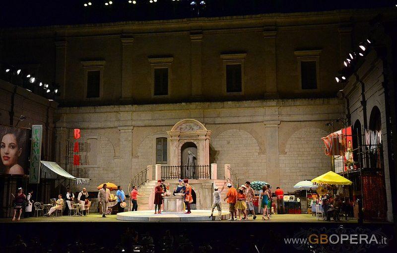 Immagine del festival della Valle d'Itria 2016