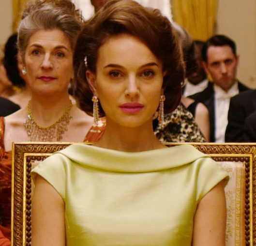 Jackie con natalie portman l ex first lady sembra nel