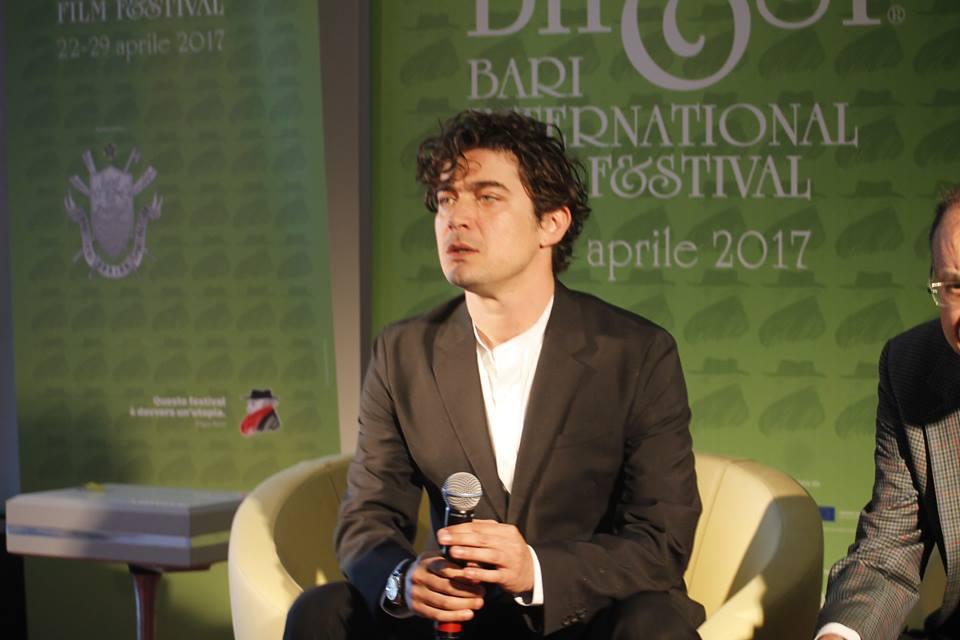 Riccardo Scamarcio- Bif&st Bari,Barion 25 apr,2017