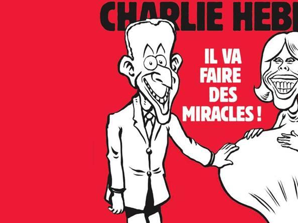 Charlie Habdo- Macron