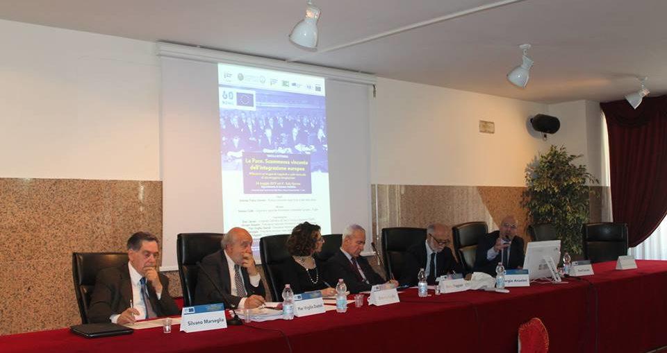 pace integrazione, relatori