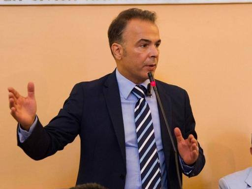 consigliere comunale di Foggia, avv. Antonio Vigiano