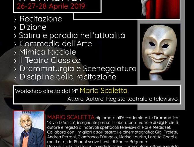 Cesarea,Scaletta