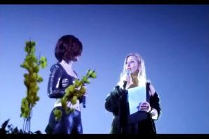 laura Dimitri intervistata da e Clelia Conte