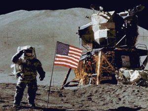 sbarco sulla Luna 1969