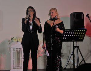 Carla Palone e Clelia Conte
