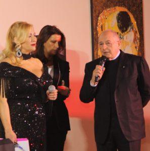 Senatore Antonio Lorusso, Carla Palone, Clelia Conte
