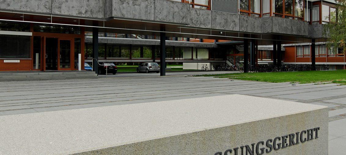 corte costituzionale tedesca Karlsruhe